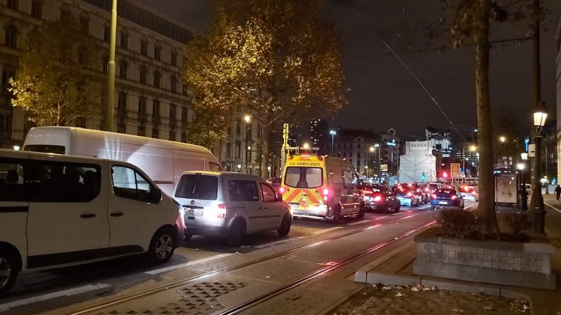 "Traffic measurements in Brussels: ""It is not enough"""